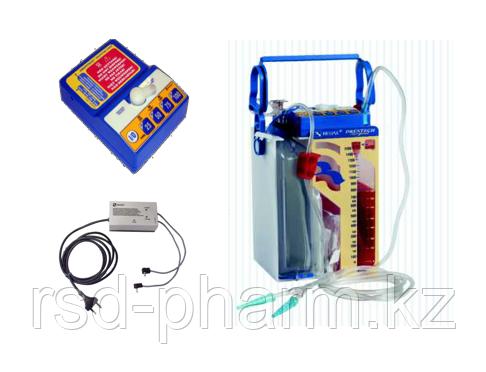 Дренажная система однобаночная к портативному вакуум аспиратору «Drentech Vacuum Unit», фото 2