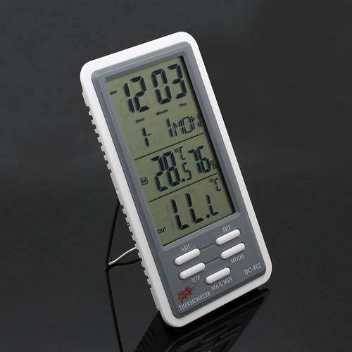 Гигрометр нового поколения 7в1. Бесплатная доставка + подарок
