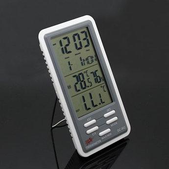 Гигрометр нового поколения 5в1. Бесплатная доставка