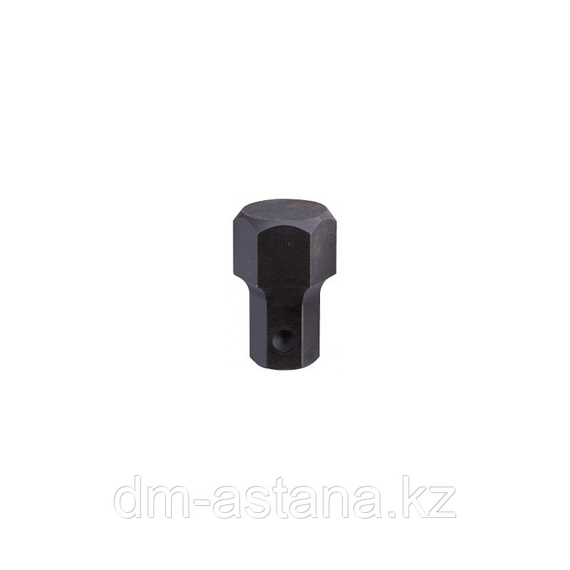 "Насадка ударная торцевая 3/4"", HEX, 19 мм, L = 40 мм KING TONY 174019H"