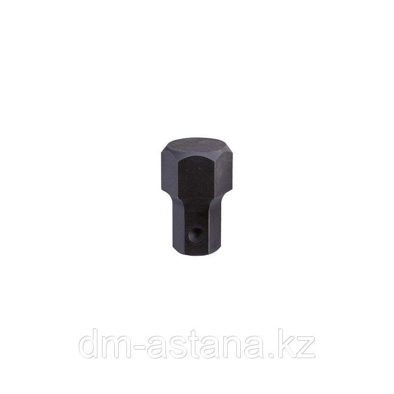 "Насадка ударная торцевая 3/4"", HEX, 24 мм, L = 54,5 мм KING TONY 195424H"