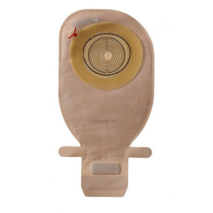 Калоприемник однокомпонентный Coloplast Alterna Free с мягким покрытием с отверстием 12-75мм ар13870, фото 2