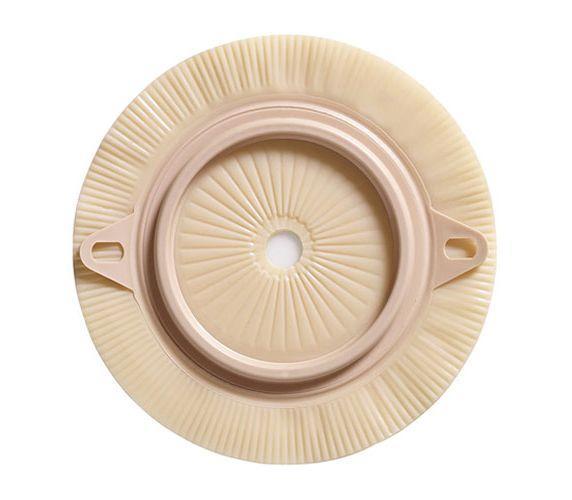 Пластина Coloplast Alterna LongWear с креплением д/пояса с фланцевым соед-ем 60мм с вырез-м отверстием 10-55мм