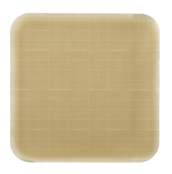 Повязка гидроколлоидная прозрачная Coloplast Comfeel Plus Transparent Dressing 20*20 арт3545