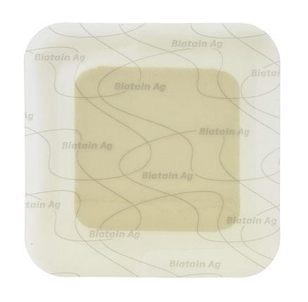Повязка губчатая адгезивная Coloplast Biatain Adhesive 18*18(3мм) 3423, фото 2