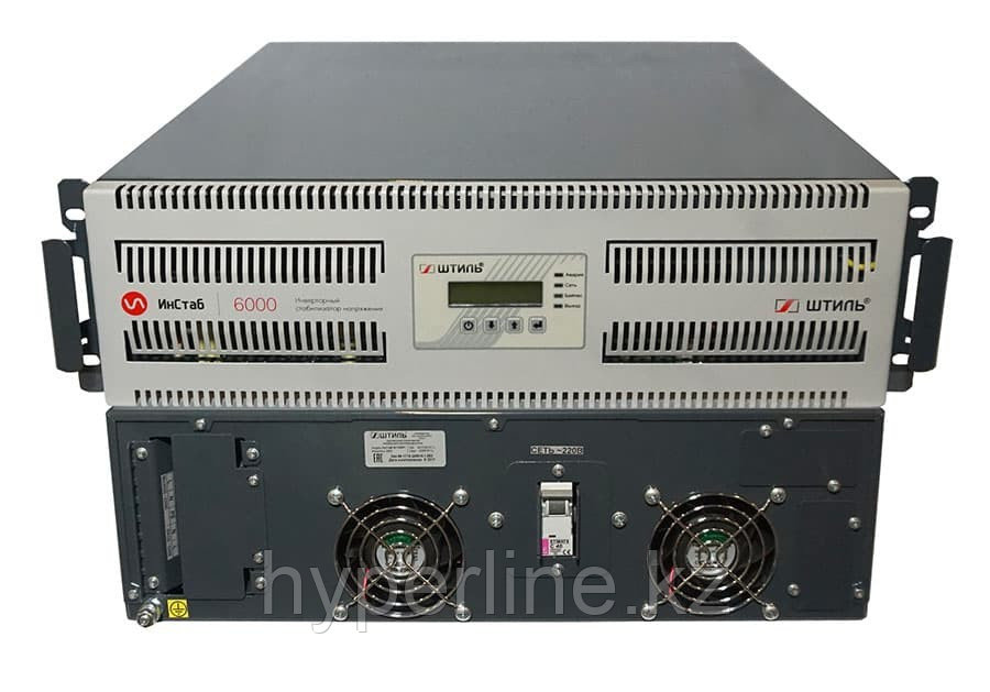 Стабилизатор напряжения Штиль ИнСтаб IS1106RT (rack)