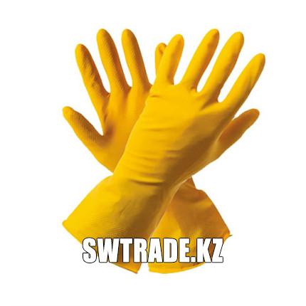Гелевые перчатки для уборки