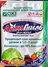 Препарат АнтиГниль Фитоспорин, защищающий растения при хранении урожая, 30 г