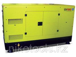 Дизельные генераторы GENPOWER GNT38 (АВР)