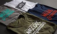 Какие виды печати на футболках существуют и каковы их особенности?