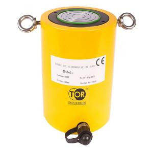 Домкрат гидравлический TOR HHYG-20150 (ДУ20П150) 20т