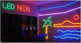 Гибкий неон, Flex Neon флекс неон, холодный неон, неоновый шнур, фото 2