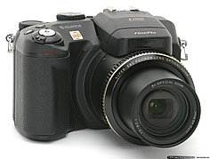 Инструкция для цифрового фотоаппарата Fuji FinePix S7000
