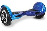 Гироскутер Smart Balance Wheel 10' Синий Космос