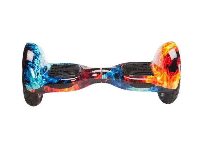 Гироскутер Smart Balance Wheel 10' Огонь и Вода