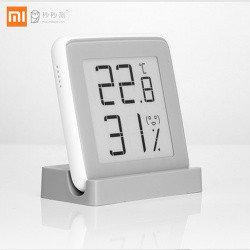 Комнатный термометр - гигрометр Xiaomi с дисплеем E Ink. Бесплатная доставка