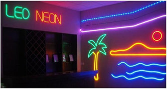 Гибкий неон, холодный неон, неоновый шнур, флекс неон, flex neon
