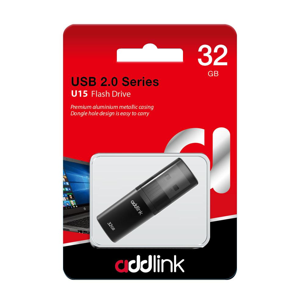 USB Флеш 32GB 2.0 Addlink ad32GBU15G2