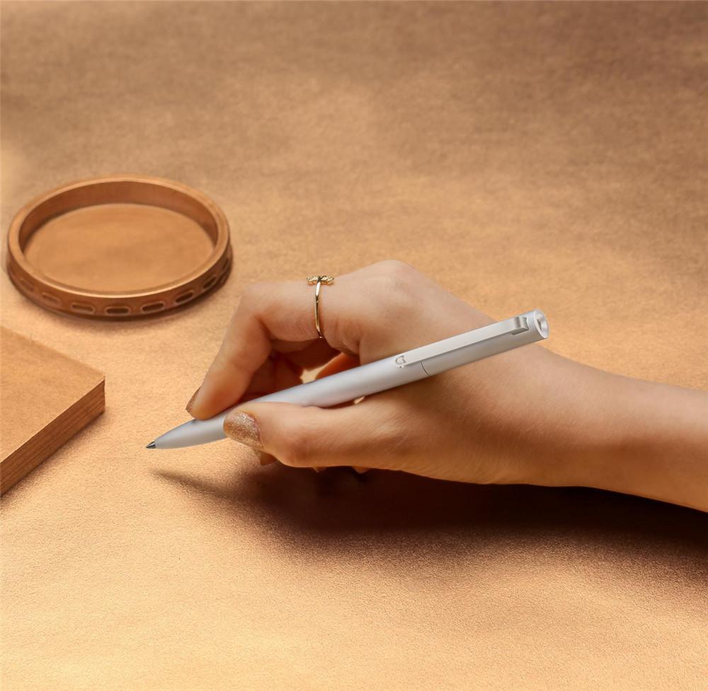 Ручка Xiaomi mi pen, белый цвет (поликарбонат)