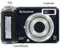Инструкция для цифрового фотоаппарата FujiFilm FinePix E900