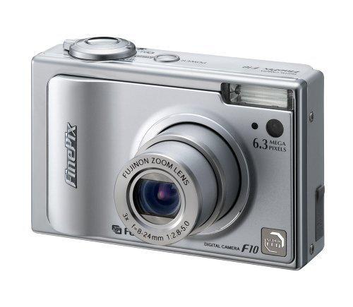 Инструкция для цифрового фотоаппарата FujiFilm FinePix F10, фото 2