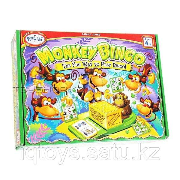 Бинго с обезьянкой (Monkey Bingo)