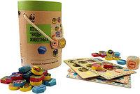 WWF Игра Лото Виды животных в тубусе , 36 фишек (WWF090)