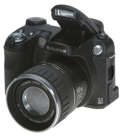 Инструкция для цифрового фотоаппарата FujiFilm FinePix S5200, фото 2