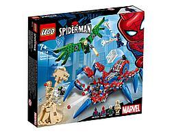 76114 Lego Super Heroes Паучий вездеход, Лего Супергерои Marvel