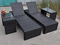 Комплекты мебели из искусственного ротанга