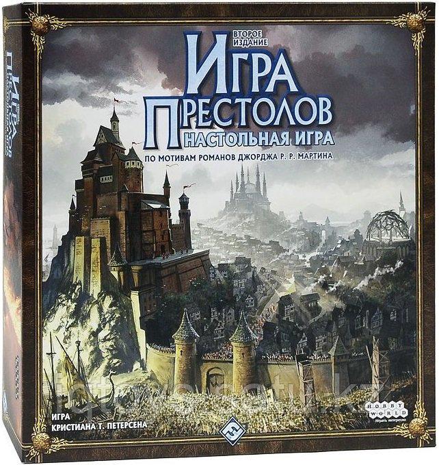 МИР ХОББИ Игра престолов - 2-е издание (1015) - фото 1