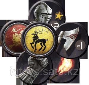 МИР ХОББИ Игра престолов - 2-е издание (1015) - фото 3