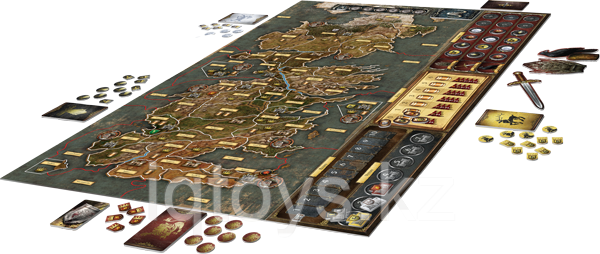 МИР ХОББИ Игра престолов - 2-е издание (1015) - фото 4