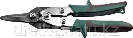 Ножницы по твердому металлу, прямые, Cr-Mo, 260 мм, KRAFTOOL GRAND, фото 2