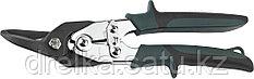 Ножницы по твердому металлу, левые, Cr-Mo, 260 мм, KRAFTOOL GRAND