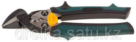 Ножницы по металлу KRAFTOOL COMPACT, Cr-Mo, компактные, правые, 180 мм, фото 2