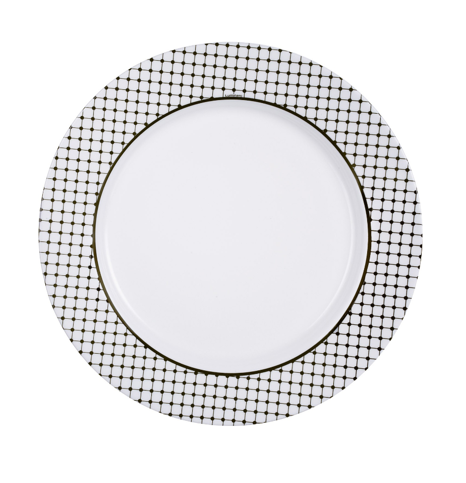 Тарелка обеденная Luminarc Tiago 26см