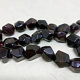 Гранат - альмандин, фриформ , 15х13 мм, фото 2