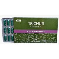 Trichup Capsules Hair Nourishment (Тричуп капсулы), Натуральные капсулы для роста волоc  60 капсул