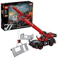 Lego Technic 42082 Конструктор Подъёмный кран для пересечённой местности