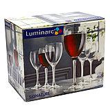 Набор бокалов для вина Luminarc Signature 6шт, фото 2