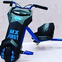 Дрифт скутер для детей и подростков, гироскутер, DRIFT SCOOTER Синий