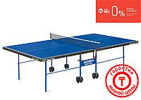 Теннисный стол Start Line Game Indoor с сеткой, фото 1