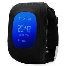 Детские часы с GPS-трекером Q50