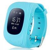 Детские часы с GPS-трекером Q50, фото 4