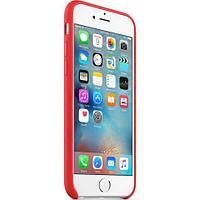 Защитный кожаный чехол (PRODUCT)RED для iPhone 6/6S, Красный