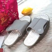 Тапочки массажные, балансирующие с биофотонами 41 Светло-серый