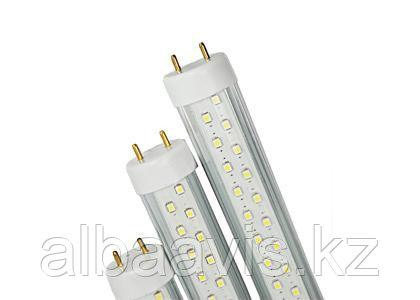 Светодиодная лампа Т8, цоколь G13. 20ватт,  1200 мм. 120 см. лампы для офисных светильников