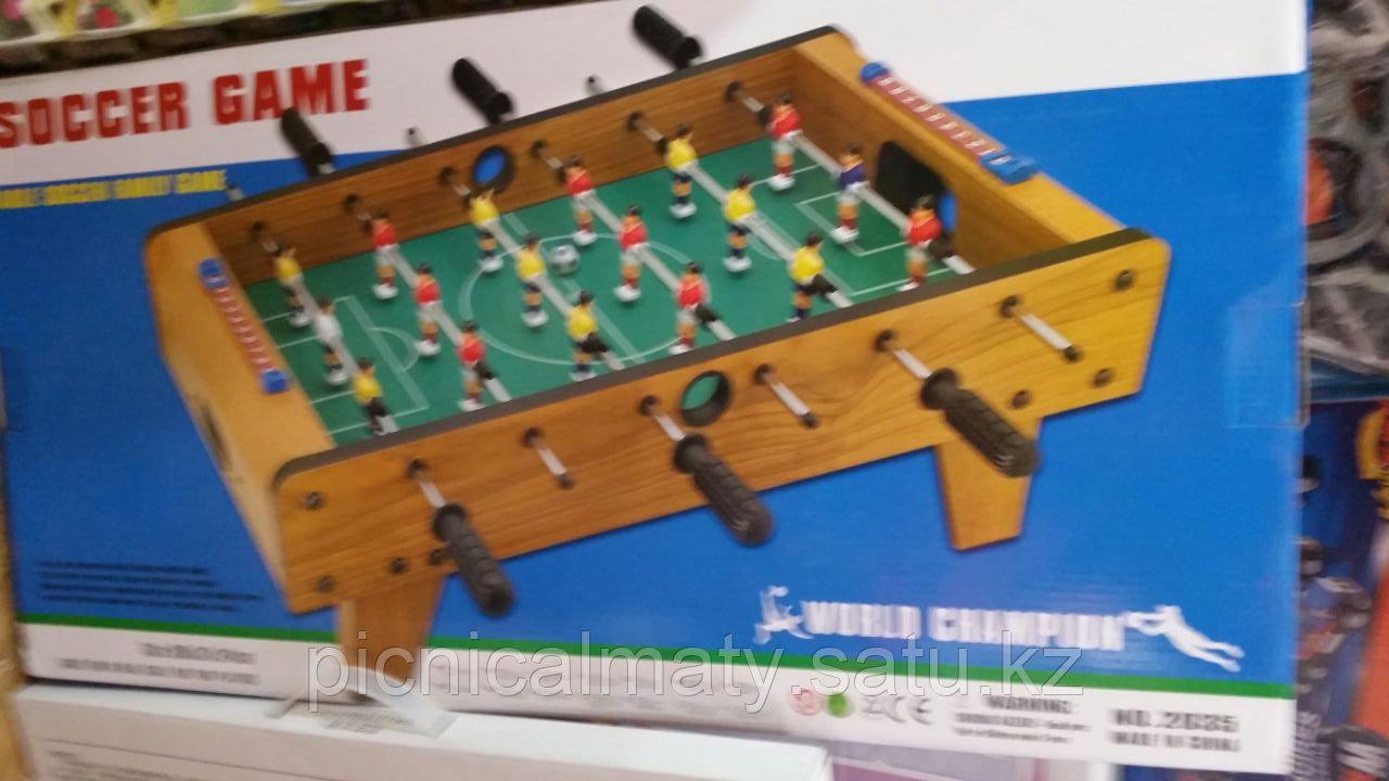 Футбол настольный деревянный