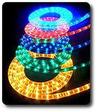 LED Дюралайт плоский 5-х жильный RGB, фото 5